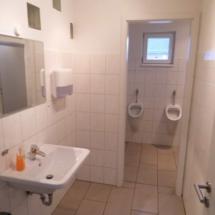 Sanitäranlagen im Bürgerhaus