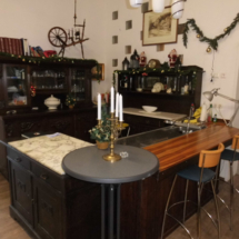 Theke/Bar im Bürgerhaus